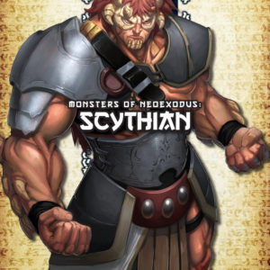 Monsters of NeoExodus: Scythian